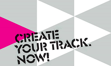 ADC 2013 - Create your Track. Now!